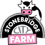 Stonebridge City Farm logo